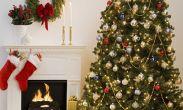 როგორ მოვრთოთ ნაძვის ხე დამდეგ ახალ წელს