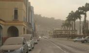 ვიდეო: სენტ-ვინსენტზე ვულკანის ამოფრქვევის შემდეგ, კუნძული ფერფლით დაიფარა