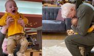 ბერა ივანიშვილი შვილთან ერთად გადაღებულ საყვარელ ვიდეოს აქვეყნებს