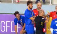 საქართველოს ნაკრების და FIFA-ს ფეხბურთელები ერთმანეთს ფიზიკურად დაუპირისპირდნენ (ვიდეო)