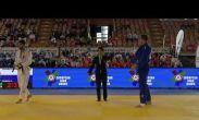 ძიუდოისტი ნიკა ხარაზიშვილი ევროპის ახალგაზრდული ჩემპიონატის ოქროს მედალოსანია (ვიდეო)