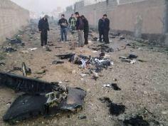 ამერიკული მედია: უკრაინული თვითმფრინავი, რომელმაც თეირანის სიახლოვეს კატასტროფა განიცადა, ირანული საჰაერო თავდაცვის სისტემის რაკეტამ შეცდომით ჩამოაგდო