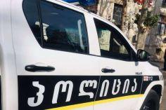 თბილისში მომხდარი მკვლელობის ფაქტზე 1 პირი დააკავეს