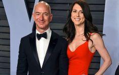ჯეფ ბეზოსის ყოფილი ცოლი ამერიკის უმდიდრესი ქალი გახდა