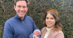 ბრიტანეთის სამეფო ოჯახმა პრინცესა ევგენიას ახალშობილი ვაჟის ფოტო გამოაქვეყნა