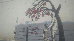 გორში აგვისტოს ომის სახელობის კედელი გაიხსნა