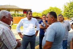 ლაგოდეხის მუნიციპალიტეტის მერი მოსახლეობასთან შეხვედრებს განაგრძობს