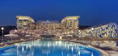 """Marriott International-მა შეკვეთილის სასტუმრო """"პარაგრაფი"""" ევროპაში საუკეთესო """"ფრენჩაიზის"""" სასტუმროების ნომინაციაზე წარადგინა"""
