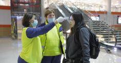 ჯანდაცვის სამინისტროში უარყოფენ ინფორმაციას, რომ სასწრაფო დახმარების თანამშრომლების ნაწილმა აეროპორტში კორონავირუსზე მოქალაქეების შემოწმებაზე უარი თქვა