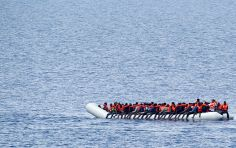 საბერძნეთში ნავის ჩაძირვას 12 მიგრანტი ემსხვერპლა