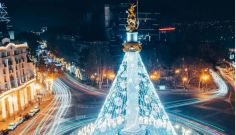 """""""სიენენი"""" : თბილისი შობა-ახალი წლის ჯადოსნური დღესასწაულის გახანგრძლივებისთვის საუკეთესო ადგილია"""