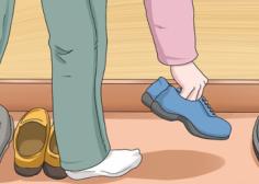 რატომ არ უნდა შევიდეთ ფეხსაცმლით სახლში – სპეციალისტების რჩევები