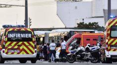თავდასხმა საფრანგეთში: 1 მოკლული და 9 დაჭრილი