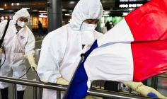საფრანგეთში კორონავირუსით ბოლო 24 საათში 642 ადამიანი გარდაიცვალა