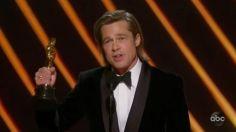 """მსახიობმა ბრედ პიტმა პირველი """"ოსკარი"""" მიიღო"""