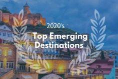 საქართველო 2020 წლის საუკეთესო ტურისტულ მიმართულებად დასახელდა